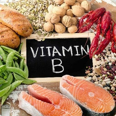 Vitamin B1 & B12 SAMe